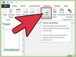 bordes para publisher 3 formas de crear marcas de agua con publisher wikihow