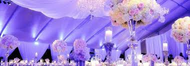decoration salle de mariage décoration salle de mariage pas cher tenture noeuds de chaise