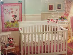 Disney Nursery Bedding Sets by Amazon Com Disney Baby Bedding Sweet Minnie Mouse 3 Piece Crib