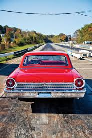 1962 chevrolet impala ss409 vs 1963 ford galaxie 500 motor