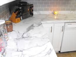 Laminated Countertops - laminate countertop installs kitchen other by ace cabinet center