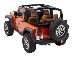 jeep soft top open bestop trektop nx glide wrangler jk 2 door