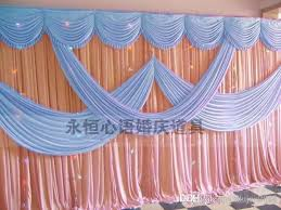 backdrop fabric slippery wedding party fabric satin curtain celebration backdrop