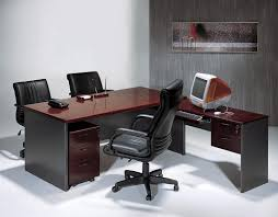 office room with modern office desk designoursign
