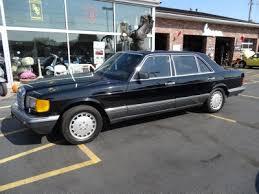 mercedes 420sel reina international auto 1989 mercedes 420 class 420sel