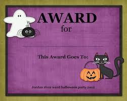 Printable Halloween Costumes by Digital Designs Scrapbooking Halloween Costume Contest Awards