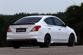 nissan almera nismo performance package concept image 180907