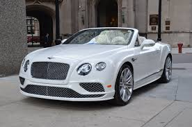 chrome bentley convertible 2017 bentley continental gtc speed stock b832 s for sale near