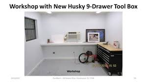 home depot 9 drawer chest husky black friday husky 46 in 9 drawer mobile workbench with solid wood top black