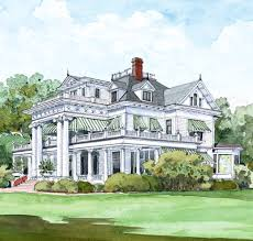 Colonial House Style Southern Colonial House Style History House Design Plans