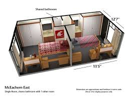 House Plans Washington State Housing U0026 Residence Life Washington State University