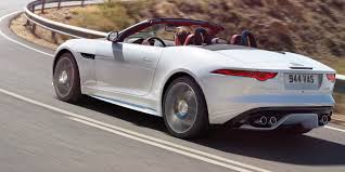 jaguar f type custom 2016 jaguar f type r convertible review