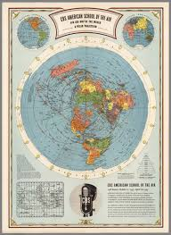 Map Projection Definition The Ultimate Flat Earth Map Collection Aplanetruth Info