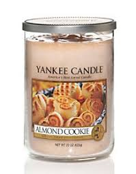 picture this yankee candle almond cookie candle scoop