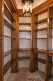 Building Wood Shelves In Pantry by Wood Pantry Shelving Shelves Ideas