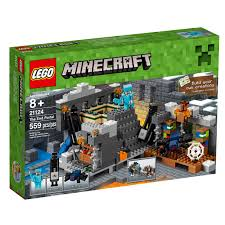Minecraft Bedroom Furniture Real Life by Lego Minecraft The End Portal 21124 Toys