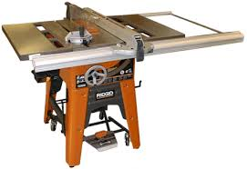 who makes the best table saw ridgid ts3650 tablesaw review