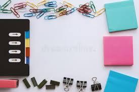 reliure bureau ensemble stationnaire de bureau comprenant le de carnet et