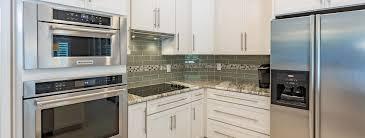 Backsplash In Bathroom Custom Kitchen And Bathroom Cabinets In Pensacola Florida