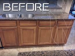 how to stain unfinished maple cabinets professional cabinet finisher providing cabinet finishing