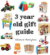 gift guide for three year boys from welcome to mommyhood