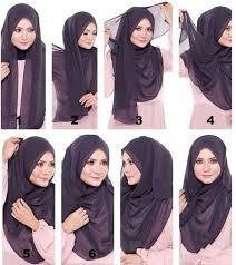 tutorial turban sederhana 22 best i m a hijabi images on pinterest hijab outfit hijab