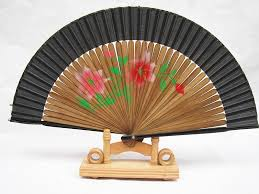 bamboo fan 2018 wedding fan new variety of colors wedding party sweet