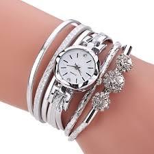 womens diamond bracelet watches images Women 39 s bracelet watch simulated diamond watch quartz imitation jpg