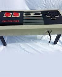 Nintendo Controller Coffee Table Classic Nintendo Controller Bras U2014 Geektyrant