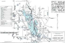 Topographic Map Of Ohio by Charles Mill Lake Fishing Map Northeast Ohio Go Fish Ohio