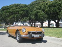 1974 mgb roadster unrestored survivor with original paint