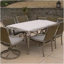 Patio Table Cover Rectangular Fitted Patio Table Cover Easti Zeast