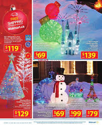 White Christmas Tree Walmartca by Walmart Canada Catalog November 13 To 26 Walmart Canada Flyers