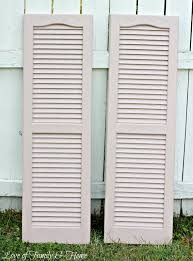What Color Should I Paint My Shutters Adding Character U0026 Charm To The Back Of Our Home Love Of