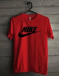 Baju Gambar Nike kaos t shirt nike murah running satuan cetak kaos sablon dtg murah