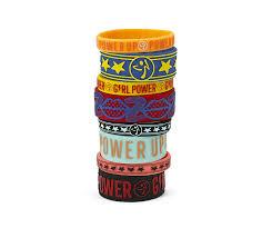 rubber power bracelet images Zumba power rubber bracelets 8pk zumba fitness shop jpeg