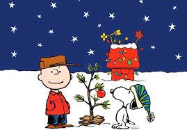 linus christmas tree 5 97 reg 13 brown christmas tree with linus blanket