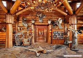 Log Cabin Home Interiors Log Home Decor Idea Home Decorating Ideas Log Cabin Front Porch