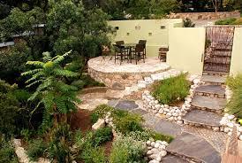 landscape ideas for backyard seating nice landscape ideas for