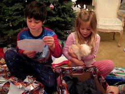kids getting a new puppy on christmas youtube