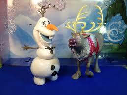 frozen olaf snowman disney frozen elsa sven toys