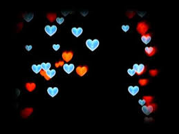valentines lights s day trailer lights background animation hd