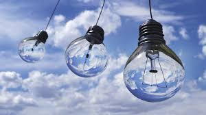 blue free light bulbs free images water sky blue l light bulb lighting