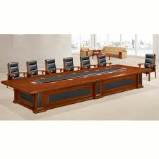 Antique Boardroom Table Antique Solid Wood Office Boardroom Meeting Table China