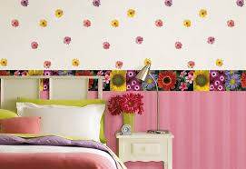 steps to hang wallpaper borders at the home depot