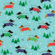 dachshund christmas wrapping paper dachshund christmas wrapping paper zazzle