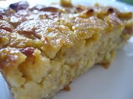 cuisiner des pommes pudding de flocons 5 céréales aux pommes gâteaux aux fruits