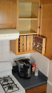 Spice Rack Plano Tx Store Your Cutting Board Under Your Cupboard And Save Precious