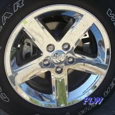 2012 dodge ram rims 2012 dodge ram truck oem factory wheels and rims