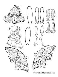 818 fantasy coloring fairy kingdom images